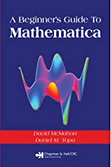 A Beginner's Guide To Mathematica Kindle Edition