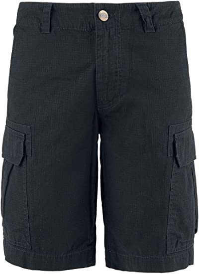 TALLA 32W. Dickies New York Short Pantalones Cortos Deportivos para Hombre