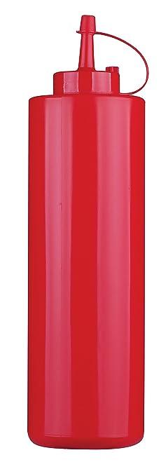 235 opinioni per Paderno 41526-R3 Flacone Dosatore, in Polietilene, 0.72 lt, Colore Rosso