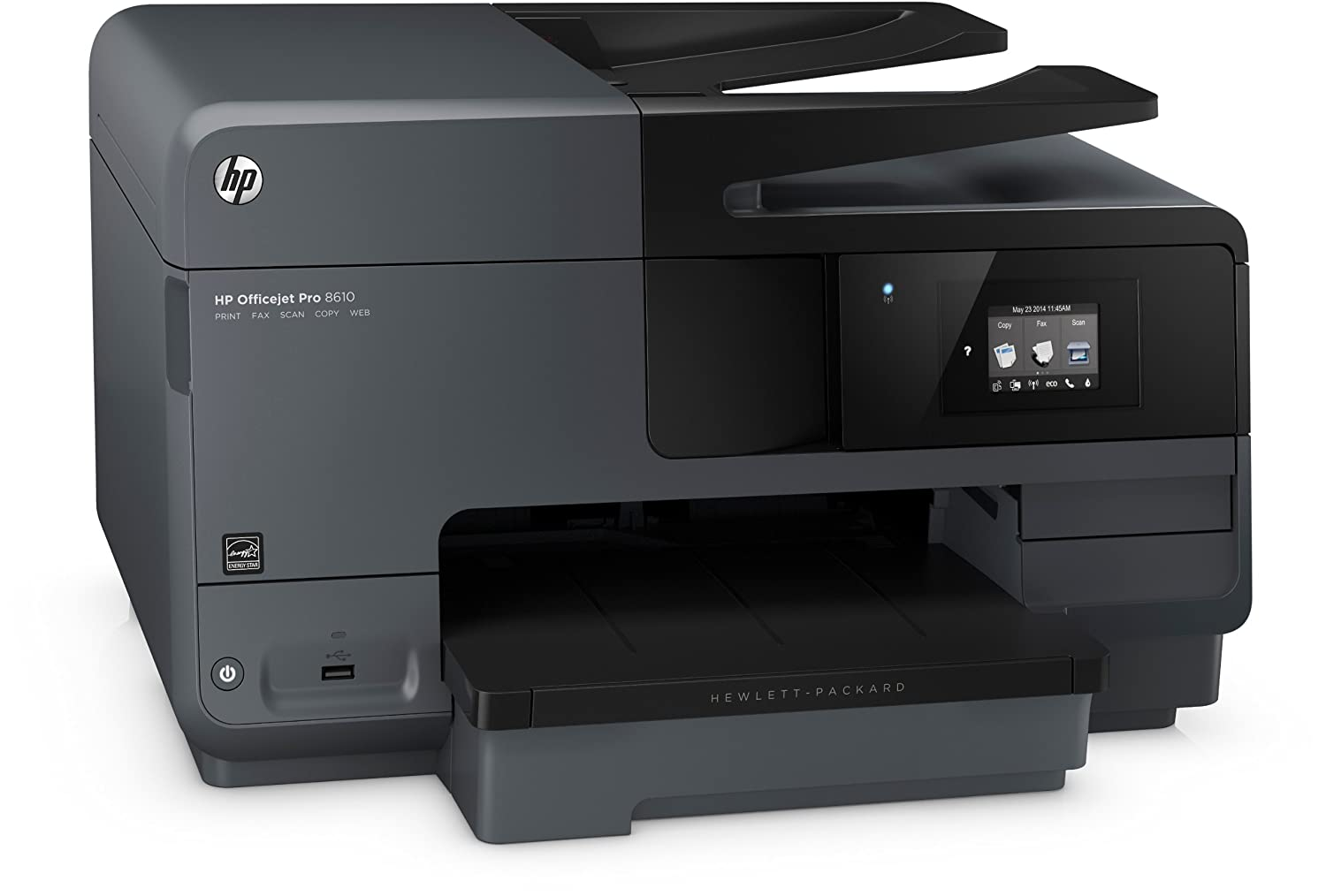 hp officejet pro 8610 e all in one printer amazon co uk computers