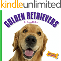 Golden Retrievers (Domestic Dogs) (English Edition)