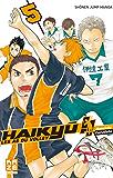 HAIKYU! Les as du volley Vol. 5