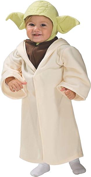 Rubies s oficial Disney Star Wars Yoda – infantil del bebé del ...