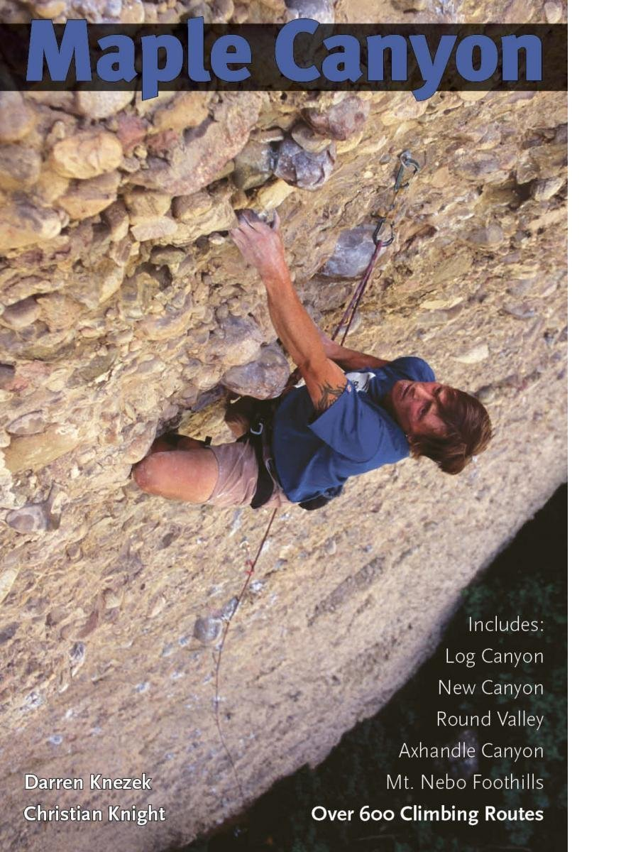 Maple Canyon Climbing Guidebook ebook
