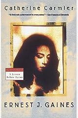 Catherine Carmier (Vintage Contemporaries) Kindle Edition