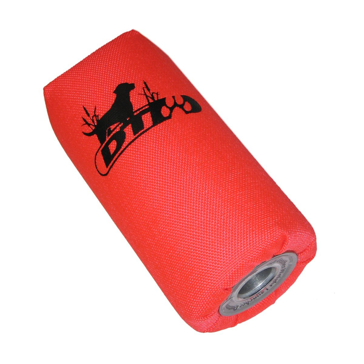 D.T. Systems Super-Pro Dog Training Launcher Dummy, Blaze Orange by D.T. Systems