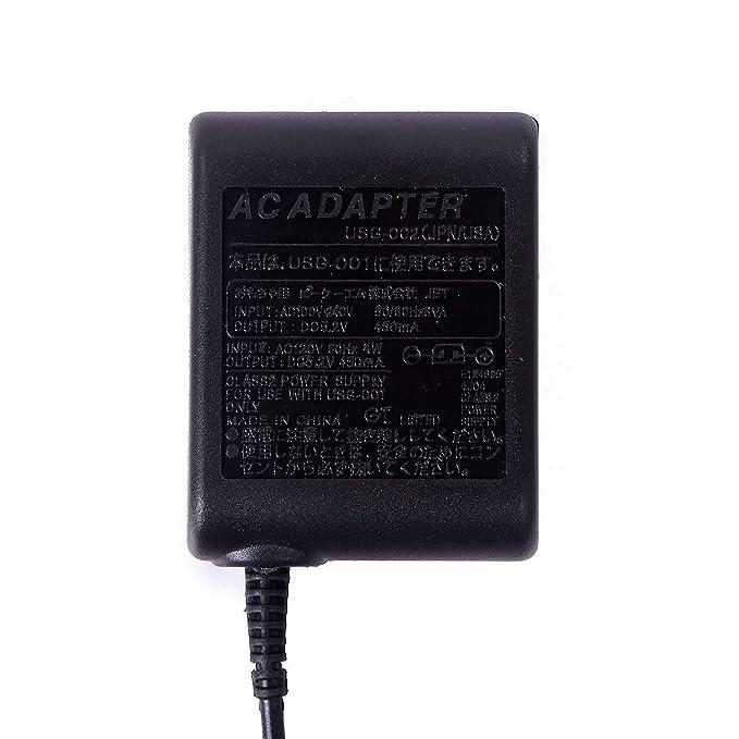 Amazon.com: Kabel líder Cargador de pared para Nintendo DS ...