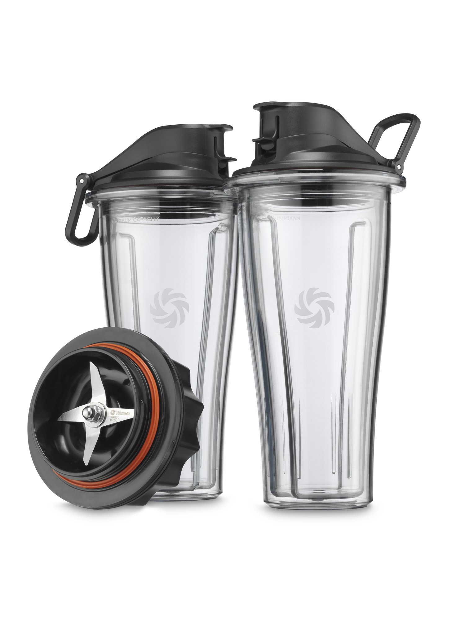 Vitamix Blending Cups Starter Kit, Clear by Vitamix