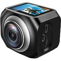 GADGETS ONE SPORTCAM 2K WiFi Modelo VR360 3D Doble FULLHD