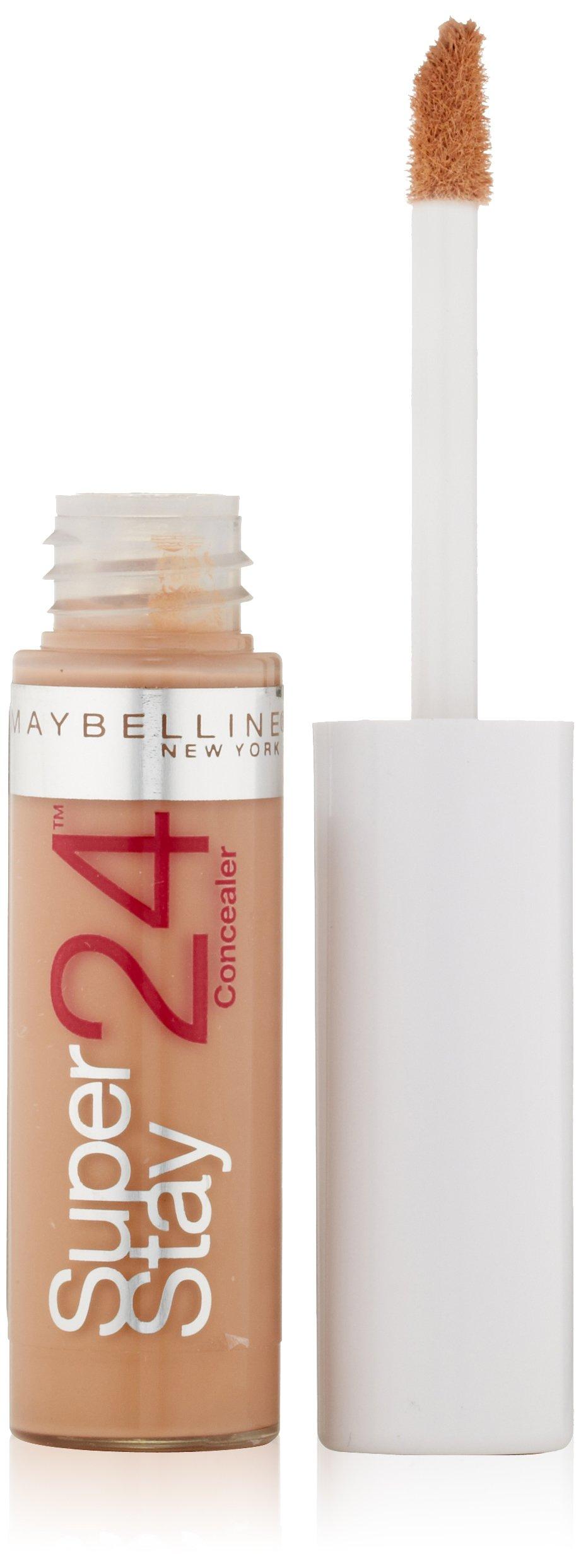 Maybelline New York Super Stay 24Hr Concealer, Medium Beige 740, 0.18 Fluid Ounce
