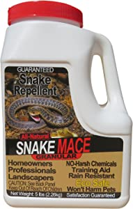 Snake Repellent-5lb Shaker Granular by: Nature's MACE