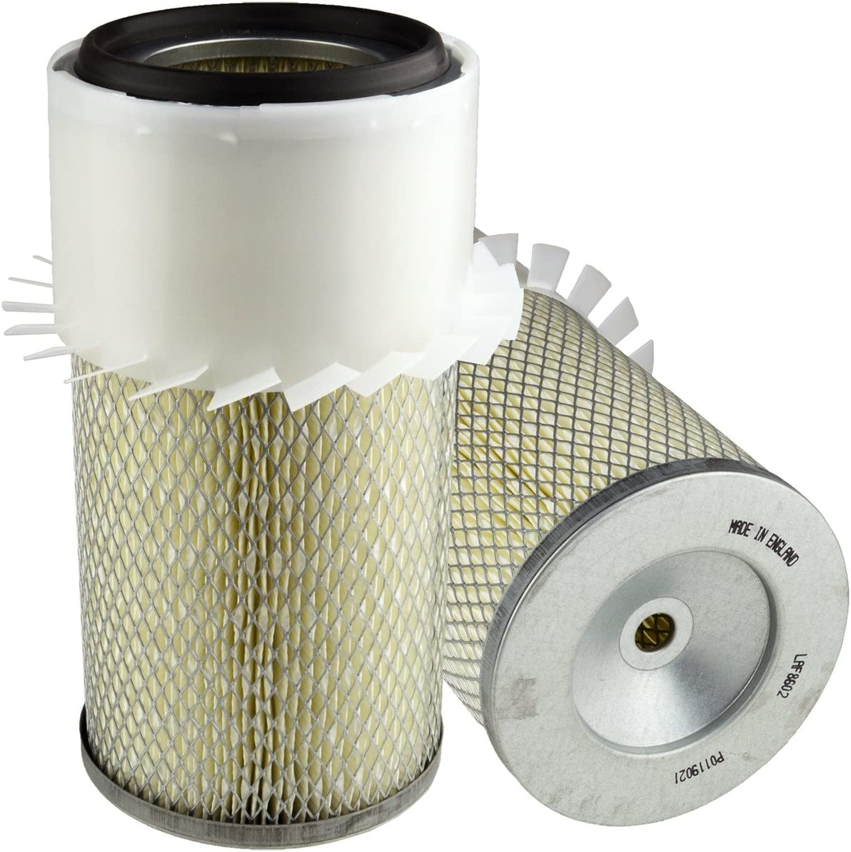 Luber-finer LAF8602 Heavy Duty Air Filter