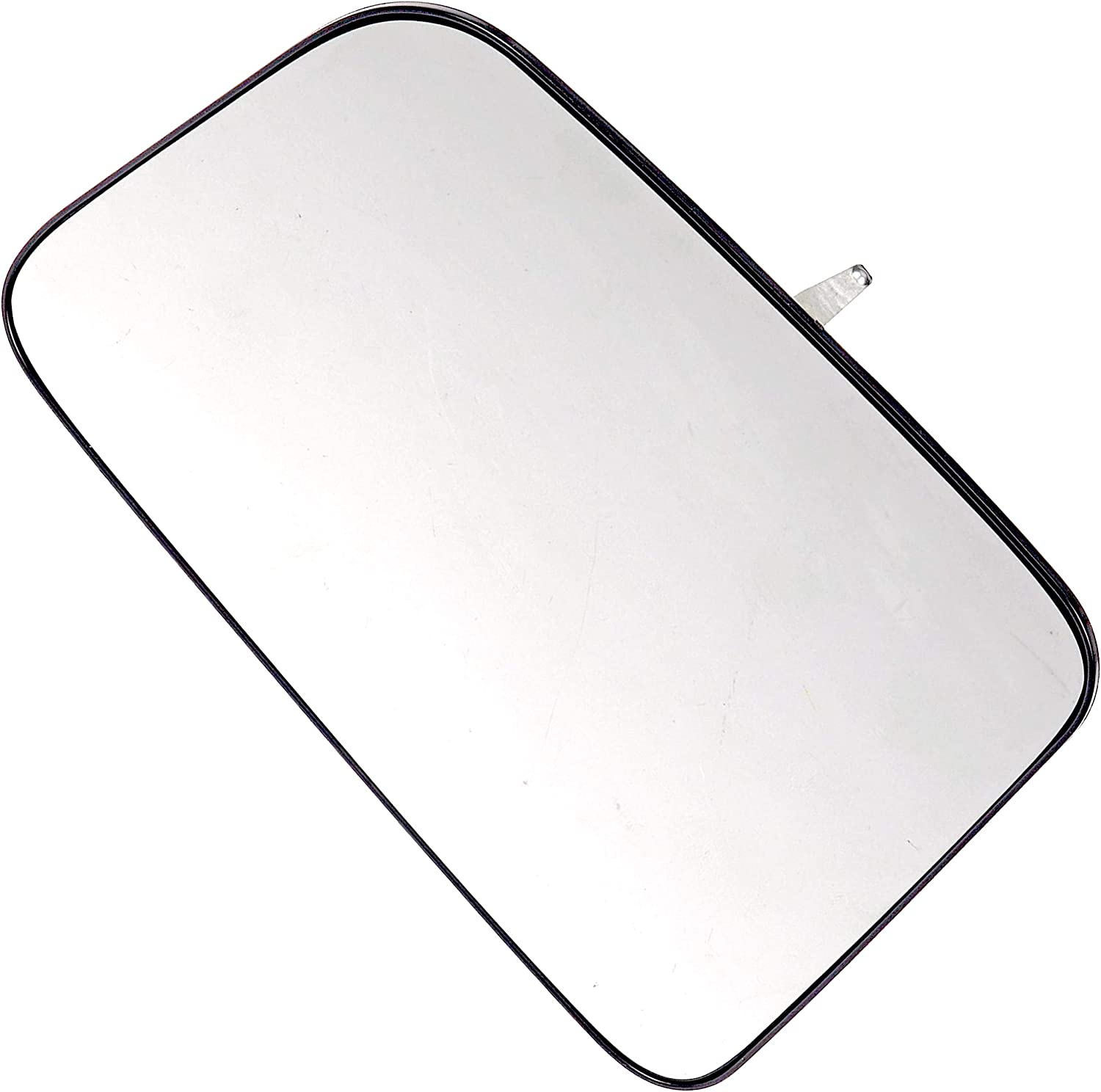 Left Side Rear View Mirror Glass Heated Door Mirror Glass Replacement fit for 2007 2008 2009 2010 2011 Ford Edge 2007-2010 Lincoln MKX ECCPP Driver Side Exterior Mirror Glasses