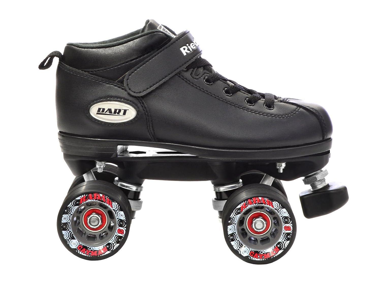 Roller skates buy nz - Amazon Com Riedell Dart Vader Quad Roller Derby Speed Skate Bundle W Drawstring Skate Bag 2 Pair Of Laces Gray Black Sports Outdoors