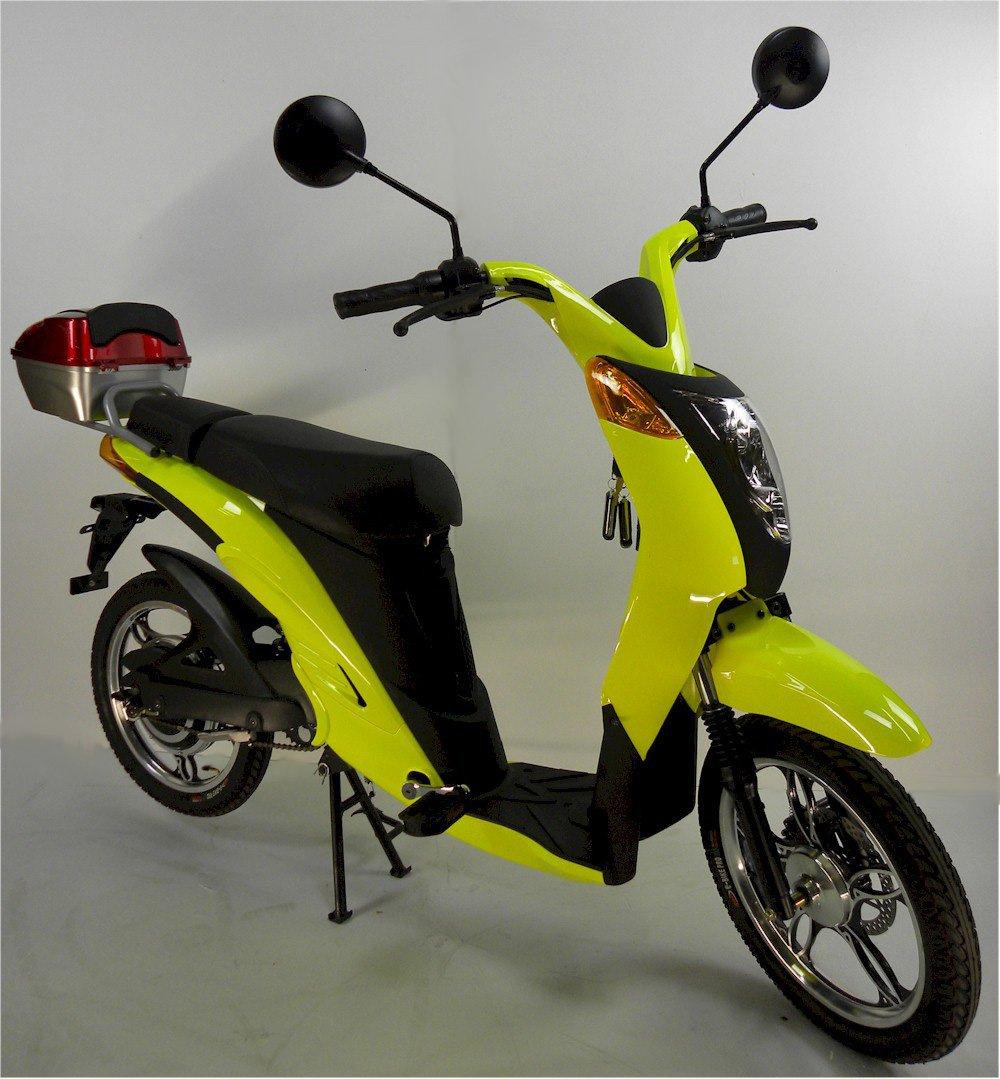 Amazon.com: Patinete eléctrico motorizado para bicicleta ...
