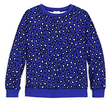 19c5d872a58 Amazon.com  Kate Spade Women s Cyber Cheetah Tokyo Sweatshirt  Clothing