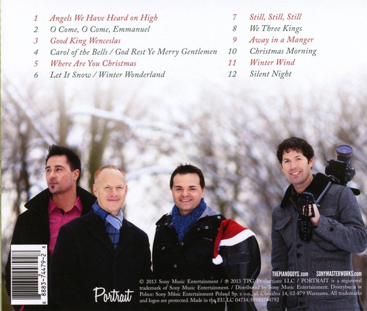 Piano Guys - A Family Christmas - Amazon.com Music
