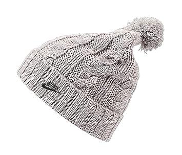 online store 875a7 8b13f NIKE Women s Sportswear Beanie (Atmosphere Grey Metallic Silver, One Size)