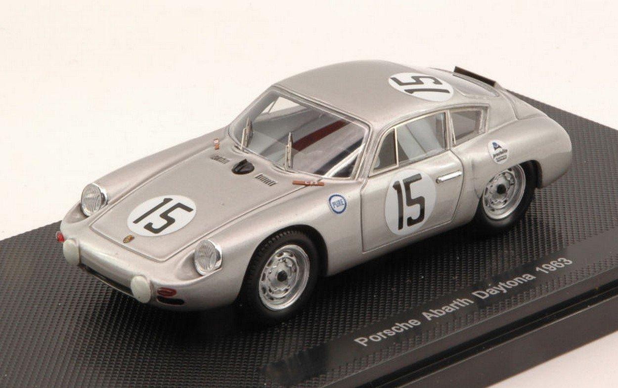 Ebbro EB45035 Porsche Abarth N.15 3H Daytona 1963 JO BONNIER 1:43 DIE CAST