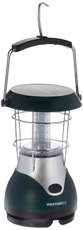 Nebo WeatherRite 5959 Eco Lantern 24 Super Bright LEDs Solar Power or Wind Up Energy 141[並行輸入] B007C5LDV6