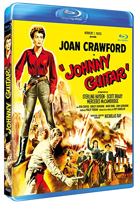 Johnny guitar [blu-ray]: Amazon.es: Joan Crawford, Sterling Hayden ...