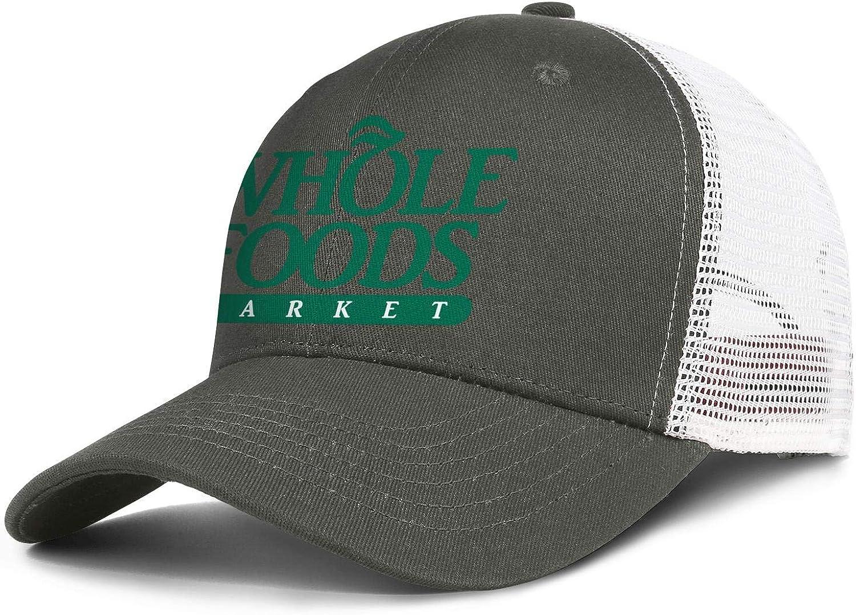Unisex Classic Baby-Yoda-Design-Logo- Baseball Cap Shade Outdoor Truck Driver Hats
