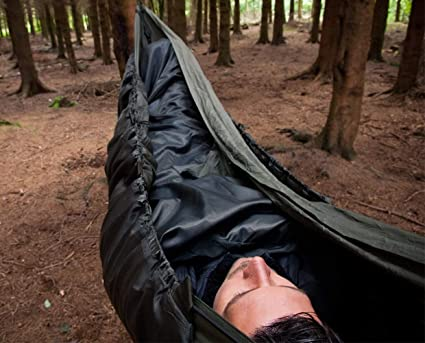 Fancytimes H/ängematte Underquilt Isomatten Underblanket f/ür H/ängematten leichte Camping Doppel Winterschlafsack unter Quilt Blanket Ultralight Unterquilt