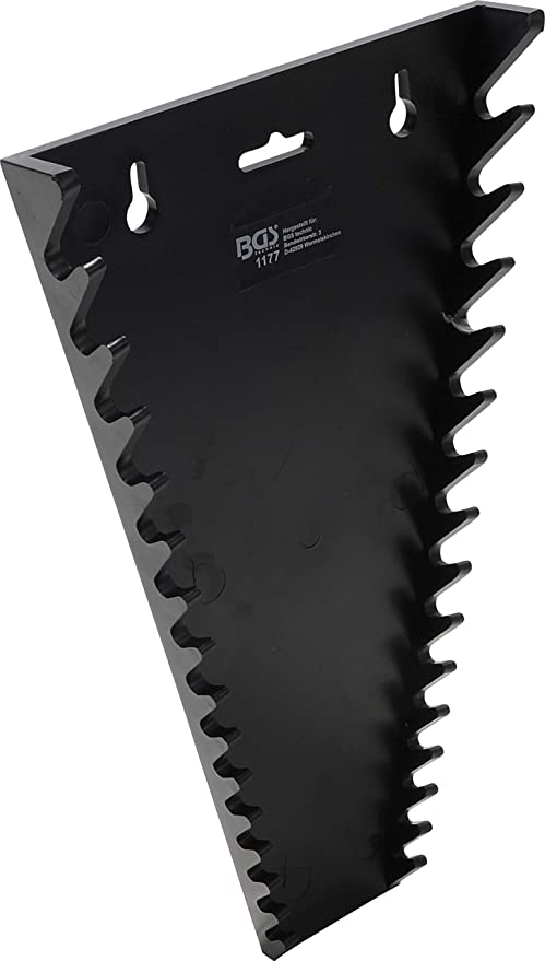 1 Black Pack BGS 1177 Holder for Combination Spanners with 15 Supports