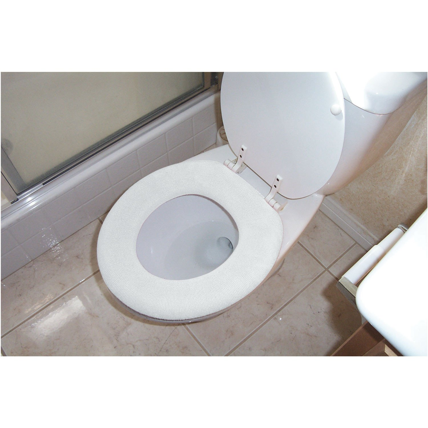 Soft N Comfy Toilet Seat Cover Velcromag