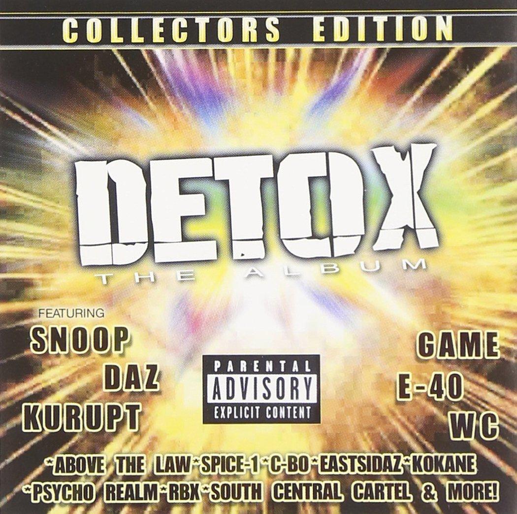 Amazon.com: Detox: Music