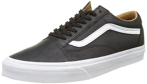 Vans Herren UA Old Skool Sneaker Grau 47 EU