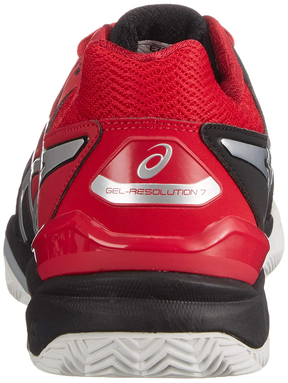 ASICS Men s Gel-Resolution 7 Clay Gymnastics Shoes Blue  Amazon.co.uk   Sports   Outdoors a51a19f53ba