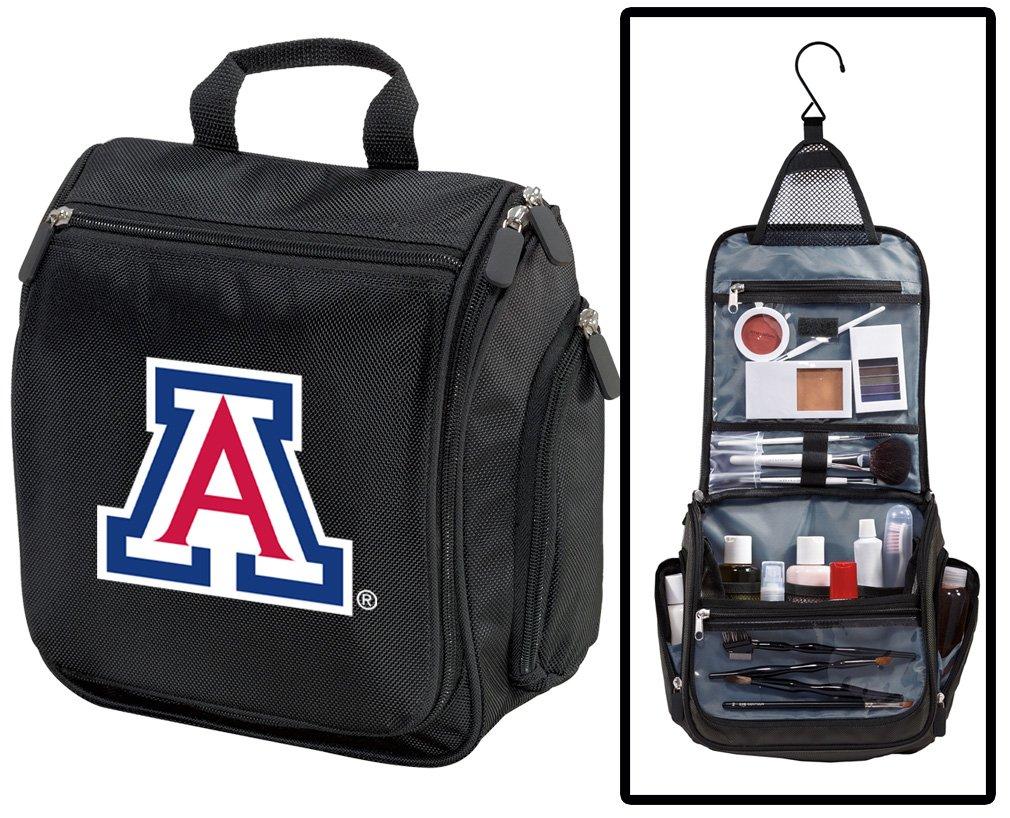 University of Arizona Toiletry Bags Or Hanging Arizona Wildcats Shaving Kits
