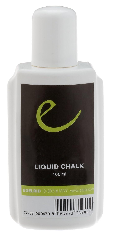 Edelrid Liquid Chalk 100ml VPE6, snow snow Edelrid Chalk Liquid VPE6 20.00 x 16.00 x 3.00 cm 727881000470