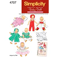 Simplicity 4707 - Patrón de Costura para Ropa