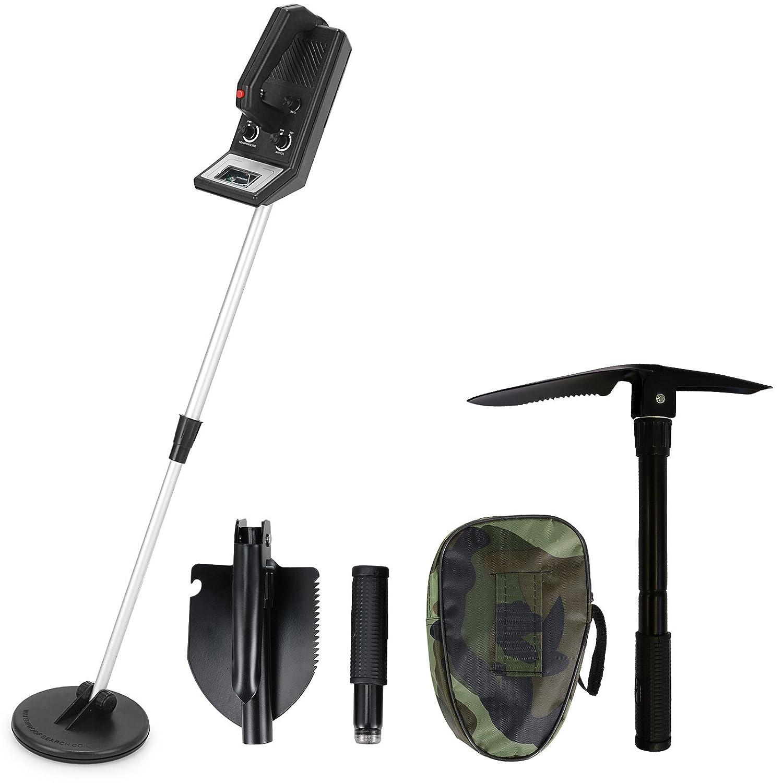 Voilamart Detector de metales para tesoros (incluye bolsa de ...