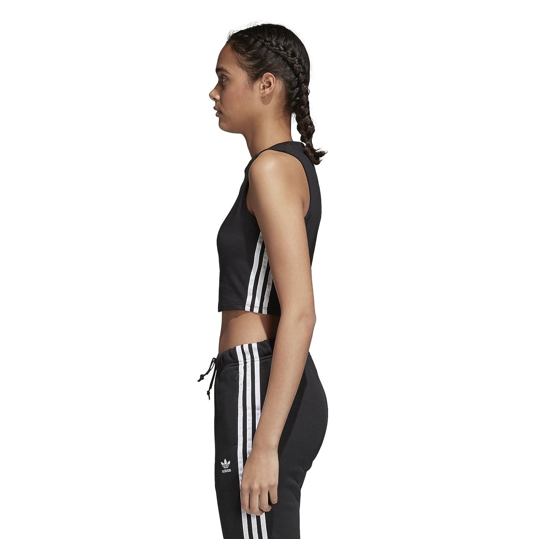 85234b409a adidas Originals Women's Crop Tank Top at Amazon Women's Clothing store: