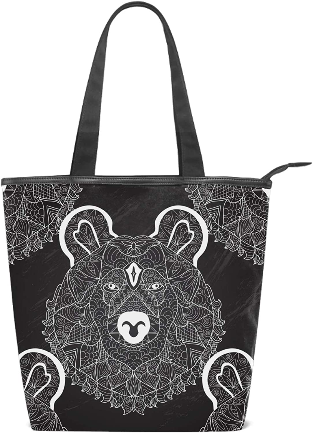 Shopping Bag Couples Dragonfly Nacklace Grocery Canvas Tote Bags