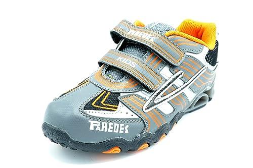 Paredes 62410G - Zapatillas Deporte niño: Amazon.es: Zapatos y complementos