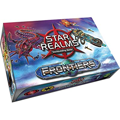 Star Realms: Frontiers: Toys & Games