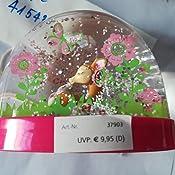 Schneekugel Reh Schüttelkugel mit Schneeflocken und Glitzer 37903 moses Spieldosen