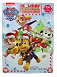 2017 Christmas Advent Holiday Countdown Calendar with 24 Milk Chocolates (Nickelodeon PAW Patrol)