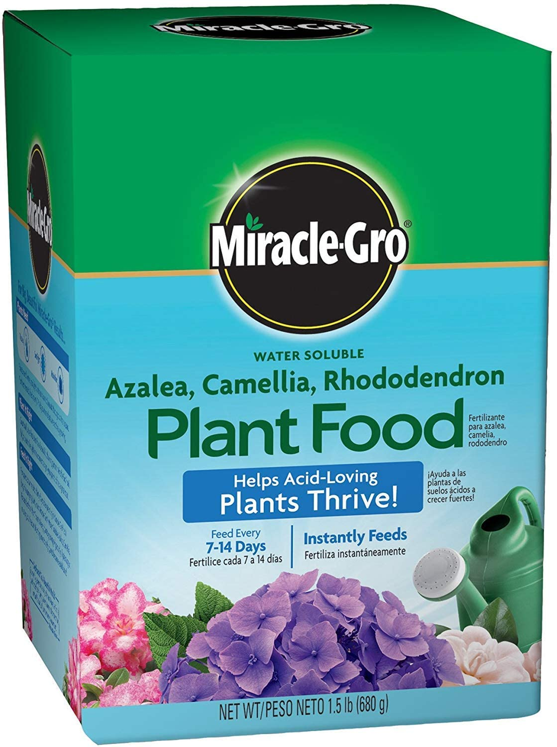 Gardenia fertilizer