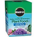 Miracle-Gro 1000701 Pound (Fertilizer for Acid Loving Plant Food for Azaleas, Camellias, and Rhododendrons, 1.5, 1.5 lb