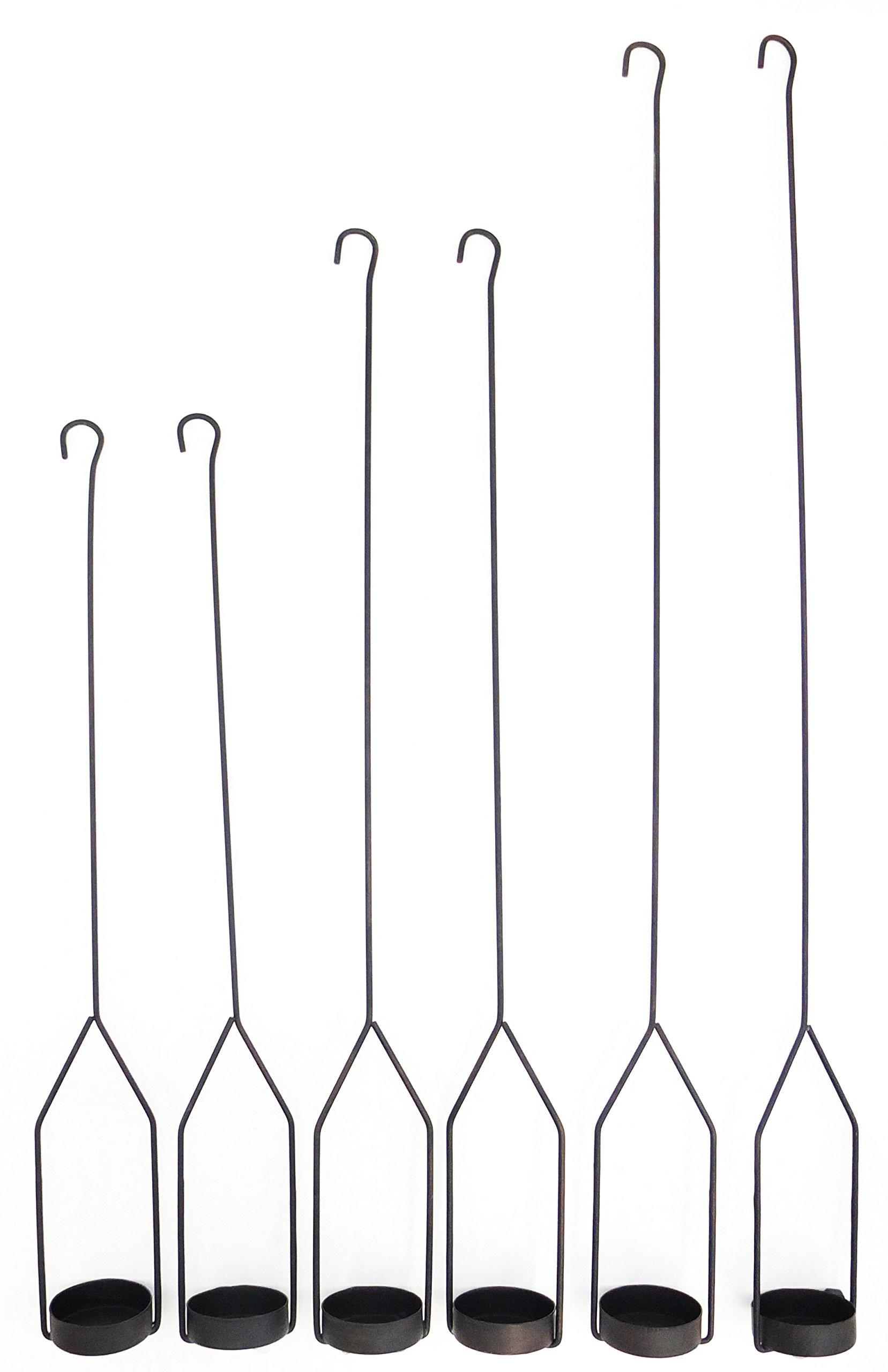Melrose Hanging Tea Light Holders
