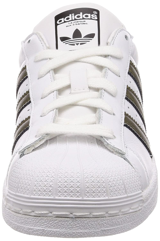 Adidas Damen Superstar W Gymnastikschuhe Gymnastikschuhe Gymnastikschuhe Bianco Eu 0126fb