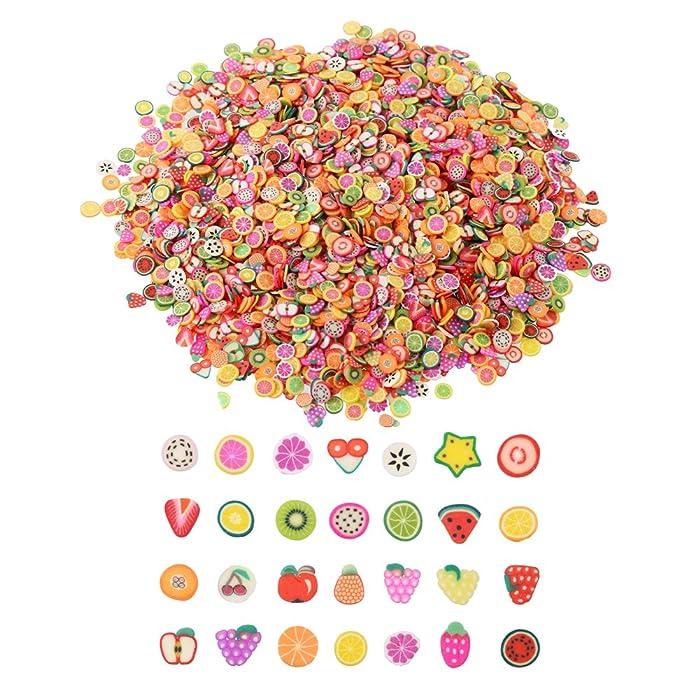 Top 10 Food 3D Nail