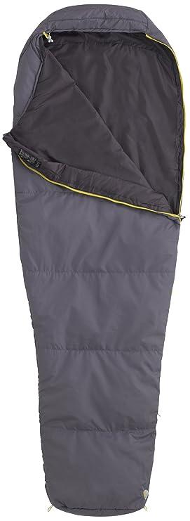 Marmot NanoWave 55 Saco de Dormir, Unisex Adulto, Gris (Flint), L: Amazon.es: Deportes y aire libre