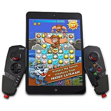 Bluetooth inalámbrico controlador de juego Gamepad Joystick para ...