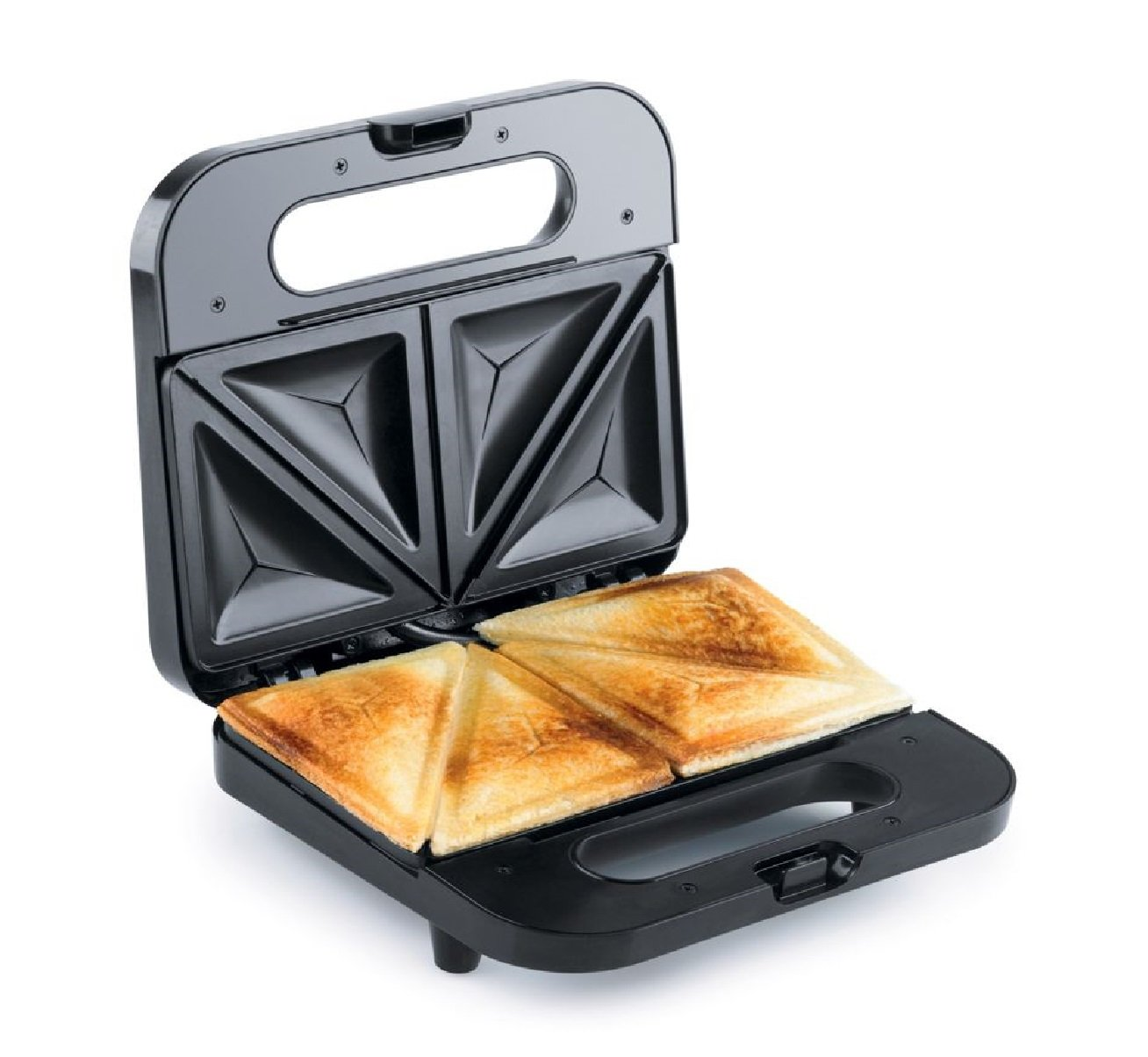 Breville VST057 2 Slice Sandwich Toaster Black Amazon